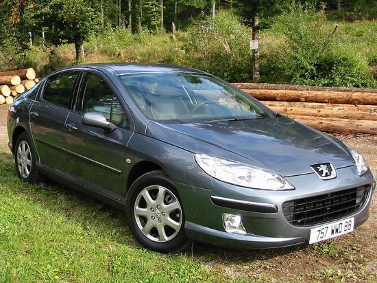 La Peugeot 407